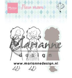 Marianne D Stempel - HT1651 - Hetty's new mom