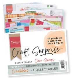 Marianne D - PA4121 - Product - Assorti - Craft surprise