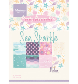 Marianne D Paper PK9163 - Sea sparkle by Marleen