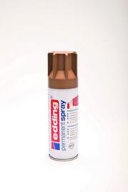 Edding 5200 permanent spray mat licht hazelnoot (200ml)