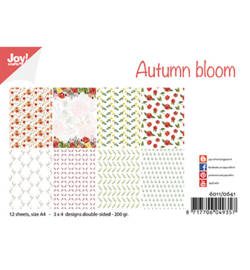 Joy! Crafts - 6011/0641 - Autumn bloom