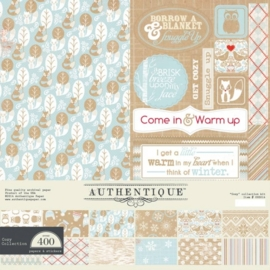 Authentique Cozy 12x12 Inch Collection Kit (COZ016)