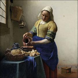 Servetten The Milkmaid  / Het melkmeisje (20 stuks)