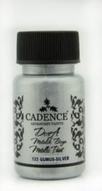 Cadence Dora metallic verf Zilver 01 011 0132 0050 50 ml