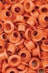 Eyelets Oranje - 4 mm (20407/11)
