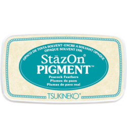 StaZon Pigment - SZ-PIG-62 - Peacock Feathers