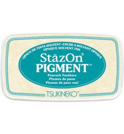 StaZon Pigment - SZ-PIG-62 - Peacock Feathers