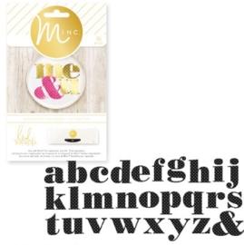 Minc alphabets polka dot x55 (370204)