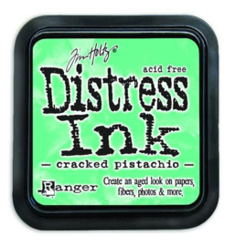 Ranger Distress Inks pad - cracked pistachio TIM43218 Tim Holtz