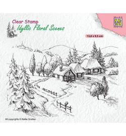 Nellie`s Choice - IFS026 - Idyllic wintery scene