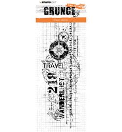 Studio Light STAMPSL337 - Stamp Grunge Collection, nr.337