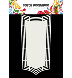 Dutch Doobadoo - 470713178 - Dutch Shape Art Shield XL