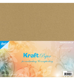 Joy! Crafts Kraft papier 30,5x30,5
