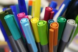 Markers / Stiften