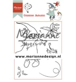 Marianne D Stempel HT1647 - Hetty's Gnomes autumn