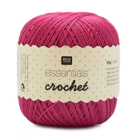 Rico Design - Essentials Crochet 5 Fuchsia