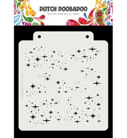 Dutch Doobadoo - 40143 - DDBD Dutch Mask Art Starry Night