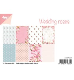 Joy! Crafts - 6011/0611 - Design Wedding roses