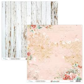 Mintay - Birdsong - mtbir05 - Scrappapier 30.5 x 30.5 cm