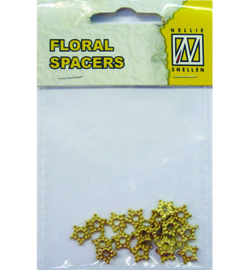 Nellie`s Choice - FLP-SP-009 - Floral Spacers - gold nr. 9