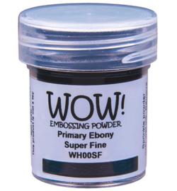 WOW! - WH00SF - Ebony - Super fine