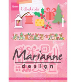 Marianne D Collectable Eline`s kerstversiering COL1439