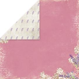"Craft & You - Lavender Garden - 4 (12""x 12"")"