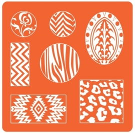 Mod Podge Mod Mold Patterns