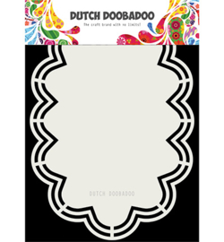 Dutch Doobadoo - 470713180 - Dutch Shape Art Cloud Amy