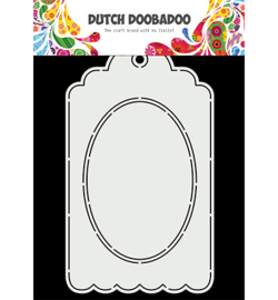 Dutch Doobadoo - 470.784.022 - Card Art A5 Tag