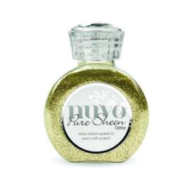 Nuvo Pure sheen glitter - champange 720N