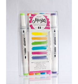 Studio Light MARKER02 - Water Based Dual Tip Markers Bright