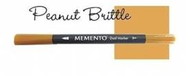 Memento marker Peanut brittle
