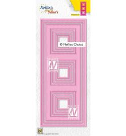 Nellie`s Choice - MFD140 - Slimlines squares-1