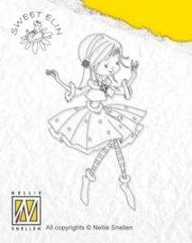 Clearstempel - Sweet Elin - ballerina