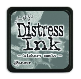 Tim Holtz distress mini ink hickory smoke
