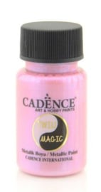 Cadence Twin Magic verf goudroze 01 070 0015 0050 50 ml