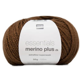 Rico Design - Essentials Merino Plus dk 003 Nougat