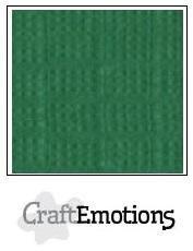 CraftEmotions linnenkarton loofgroen 27x13,5cm 250gr