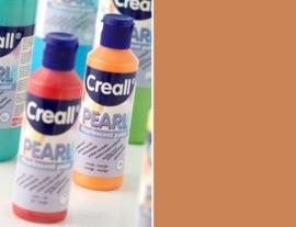 CE301701/0615- Creall Pearl parelmoerverf 80ML bruin