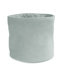 5354D.1416/60 - Velvet Deluxe Pot Basket, Light Olive