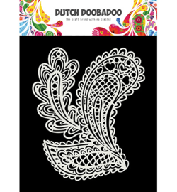 Dutch Doobadoo - 470.715.174 - Dutch Mask Art Drop shapes