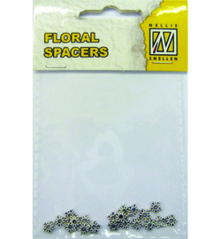 Nellie`s Choice - FLP-SP-001 - Floral Spacers - silver nr. 1