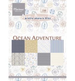 Marianne D Paper PK9162 - Ocean Adventure