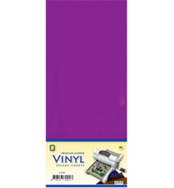 Vinyl sheets - 3.0552 - Mirror Vinyl, Rose
