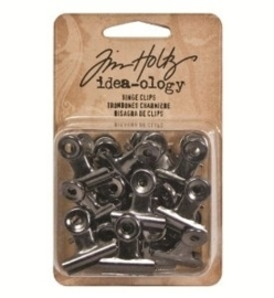 Tim Holtz Idea-Ology Hinge Clips 1 Inch