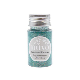 Nuvo Pure sheen glitter - mermaid parade 35ml bottle 1110N