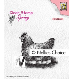 Nellie`s Choice - SPCS019 - Mother hen