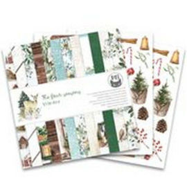 Piatek13 - Paper pad The Four Seasons - Winter, 12x12 P13-WIN-08