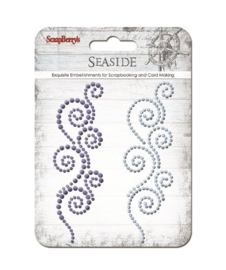 ScrapBerry's Curls Seaside 2 Pearl Swirl (SCB250001068)
